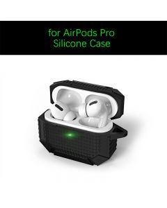 Airpods pro earphone protective cover, TWS wireless bluetooth earphones anti-drop silicone protective case