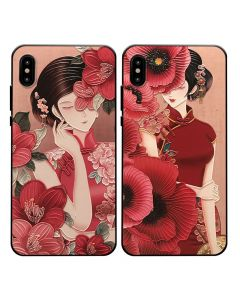 Suitable for Apple mobile phone case, creative matte customized mobile phone case for Huawei